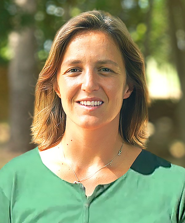 Olivia d'Espous, productrice d'amandes BIO dans l'Hérault